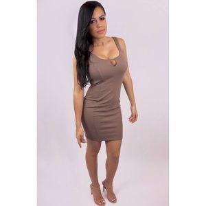 cc9d72c5b71 Dresses   Skirts - New Surrender Mocha Dress
